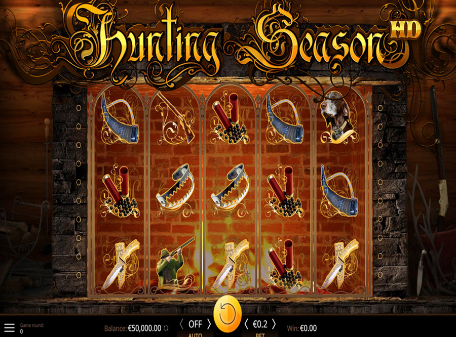hunting season slot